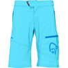 Norrøna Junior /29 Flex1 Shorts Cyantastic